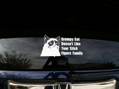 Don't be jealous of my car sticker!