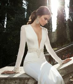 Berta Bridal Winter 2014 Collection | http://www.bellethemagazine.com/2013/12/berta-bridal-winter-2014-collection.html