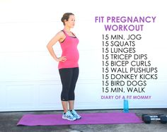 Fit Pregnancy Workout