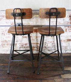 Bar Stools : Industrial Stools Cheap Bar Stools Rustic Bar Stools Cheap Metal Bar Stools industrial bar stools with back Bar Stoolss Diy Bar Stools, Rustic Bar Stools, Bar Stools With Backs, Industrial Bar Stools, Metal Bar Stools, Modern Bar Stools, Kitchen Stools, Swivel Bar Stools, Bar Chairs