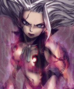 Mirajane my favorite character in Fairy Tail!