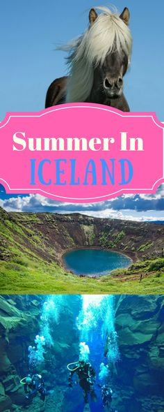 Iceland in Summer / Things To Do in Iceland in Summer