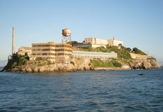 ALCATRAZ, San Francisco, CA. The most notorious federal penitentiary this country has ever known, is now one of the most haunted places in the United States. Alkatraz, closed down in 1963 and  is now a museum and tourist attraction, and home. Alkatraz Island and the prison have a rich, dark, history. Even before the prison was built, Native Americans spoke of the evil spirits they encountered on the island.