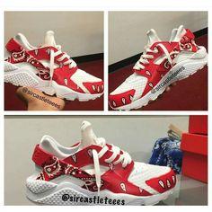 sneakers for cheap cf07b d0b8b Foot Locker, Huaraches, Nike Huarache, Jordans, Sneakers, Polyvore, Tennis,  Shoes, Clothes