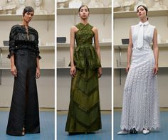 Givenchy Haute Couture!