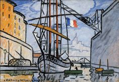 LOUIS MATHIEU VERDILHAN (French, 1875-1928) -