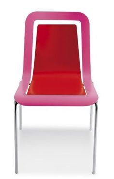 The Ring Chair by Luigi Billiani  forward thinking side chair. #WorkspaceVision #productswelove