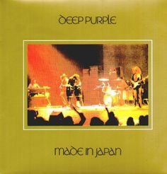 deep purple 'made in japan'