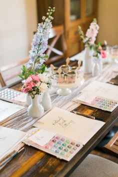 Tia Joy Kim Calligraphy Workshop // Blushing Joy Events // Bay Area Lifestyle Photographer // Olivia Richards Photography
