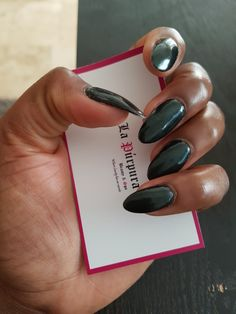 Nails by La Púrpura Nails' designer Vuyo at the comfort of your home