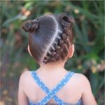 """706 Likes, 92 Comments - Mariel Toddler Hairstyles (@curious_strands) on Instagram: """"WE WON!!! Thank you so much to everyone that voted for us!!!  • GANAMOS!!! Muchas gracias a…"""""""