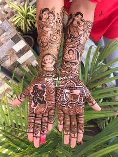 New Baby Hand Tattoo Design Ideas Baby Mehndi Design, Mehndi Designs Book, Mehndi Desing, Bridal Henna Designs, Mehndi Design Pictures, Unique Mehndi Designs, Beautiful Henna Designs, Arabic Mehndi Designs, Latest Mehndi Designs