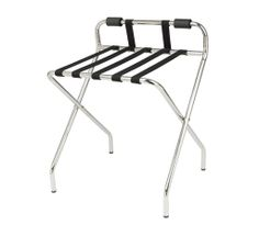 Luggage rack TSLR-11F Our range of luggage racks are made for outstanding durability and constructed from stainless steel . The luggage racks will far outlast any cheap chrome racks and resistant to rust.