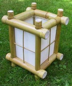 Wood Lamp Enclosure