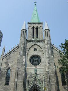 Saint Patrick's Basilica  Montreal, Canada