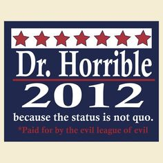 Dr. Horrible 2012