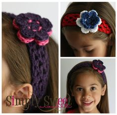 Simply Sweet: Sugar & Spice Headband