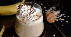 Mennyei Zabpelyhes, banános reggeli smoothie recept! Szuperfinom, és egészséges reggeli napindító smoothie. Ajánlom reggelire mindenkinek! :)