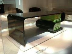 s-desk (el salon del mobile 09-Milan italy) by Omnia Abdelsabour, via Behance