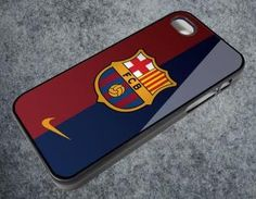 FC Barcelona Logo For IPhone Case A.. Oh my gosh, I want it
