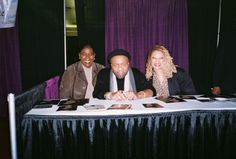 Shirley, Andre' Crouch and JackieO. Inspirational Music, Gospel Music, Christian, Christians