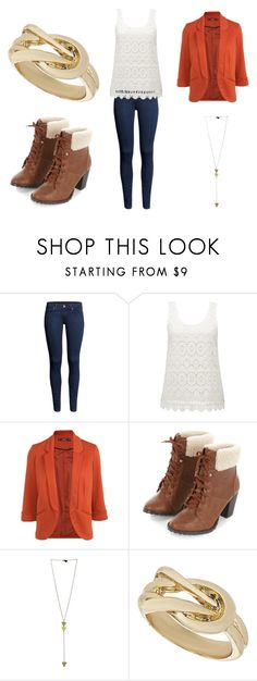 """emma ross"" by ajmharter ❤ liked on Polyvore featuring H&M, Forever New, Miss Selfridge and Wallis"
