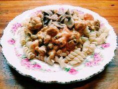 Strogonoff  #strogonoff #dinner #homemade #enjoy #winter #chicken #cookinwithlove