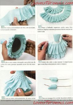 "МК лепка ""Феи"" -Sculpting Fondant Fairies figurines - Мастер-классы по украшению тортов Cake Decorating Tutorials (How To's) Tortas Paso a Paso"