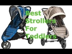 Best Strollers For Toddlers - Reviews and Guide