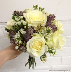 Wedding Flowers Liverpool, Merseyside, Bridal Florist, Booker Flowers and Gifts, Booker Weddings Cream Wedding, Rose Wedding, Wedding Bride, Wedding Venues, Wedding Day, Wax Flowers, Cream Flowers, Lilac Bridesmaid, Astrantia