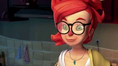 "CGI Animated Short Film HD: ""Print Your Guy Short Film"" by Cornillon Que..."