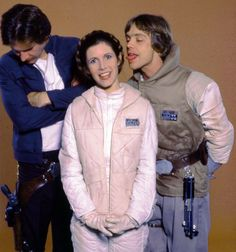 vintage everyday: Amazing Behind the Scenes Photos from The Empire Strikes Back, 1980
