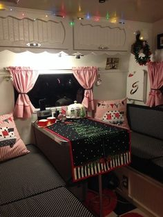 Christmas in the camper :)
