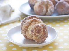 Cinnamon Sugar Popovers - I didn't think I could love popovers more...so I was wrong.
