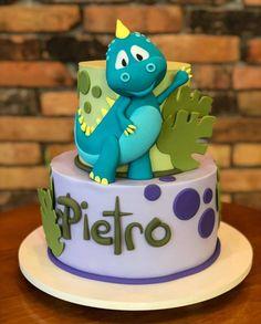 Dinosaur Cakes For Boys, Dinosaur Birthday Cakes, 3rd Birthday Cakes, Cupcakes, Cupcake Cakes, Dinasour Cake, Dino Cake, Novelty Cakes, Celebration Cakes