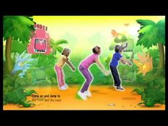 Just Dance Kids The Monkey Dance - Fitness and Exercises, Outdoor Sport and Winter Sport