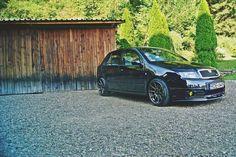 Fabia RS on JR wheels