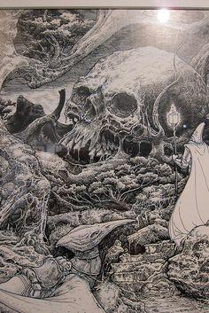 Aaron horkey illustration essay