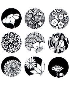 Desenho do Dia #104 - Há flores em tudo o que eu vejo... - Soraia Casal