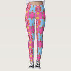 Geometric 45 leggings