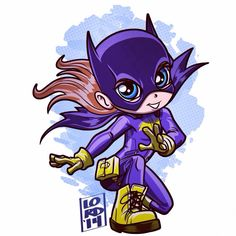 Batgirl by Lord Mesa