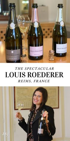 Visiting the Maison Louis Roederer was an absolutely amazing experience. Check out my blog to see the Spectacular Louis Roederer Champagne Maison Tour & Tasting! Roederer Champagne, Louis Roederer, West Coast Cities, Famous Wines, New West, Beautiful Hotels, Eurotrip, Best Cities, Day Trip