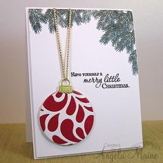IC470 Ornament by Arizona Maine - Cards and Paper Crafts at Splitcoaststampers