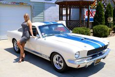 eBay: 1965 Ford Mustang 1965 Ford Mustang Shelby GT 350 Clone Built 289 Tremec 5 Speed Power RackPinon #fordmustang #ford