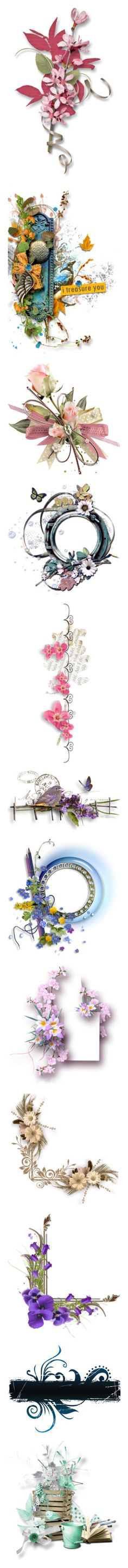 """doll background x 3"" by loves-elephants ❤ liked on Polyvore featuring flowers, clusters, filler, backgrounds, floral, embellishment, borders, detail, picture frame and frame"