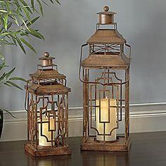 Metal Lanterns from Seventh Avenue ® | DI717812