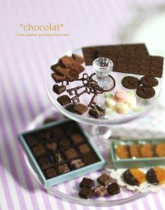 Amazing chocolates, Nunu's House