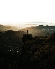 """859 Me gusta, 23 comentarios - Alberto Monteagudo (@alangoesnuts) en Instagram: """"Si, es un #dab épico...! Una de las fotos que disparamos en lo alto de #RoqueNublo en Las Palmas de…"""""""