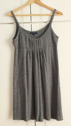 GAP Strap Dress via kalfamak. Click on the image to see more!
