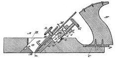 U.S. Patent: 271,569. Bench-Plane Gage Self-Setting Transitional Plane.
